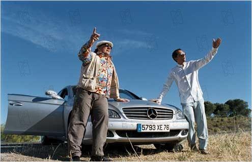 Olé ! : Photo Florence Quentin, Gad Elmaleh, Gérard Depardieu