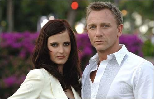 Casino Royale : photo Daniel Craig, Eva Green, Martin Campbell