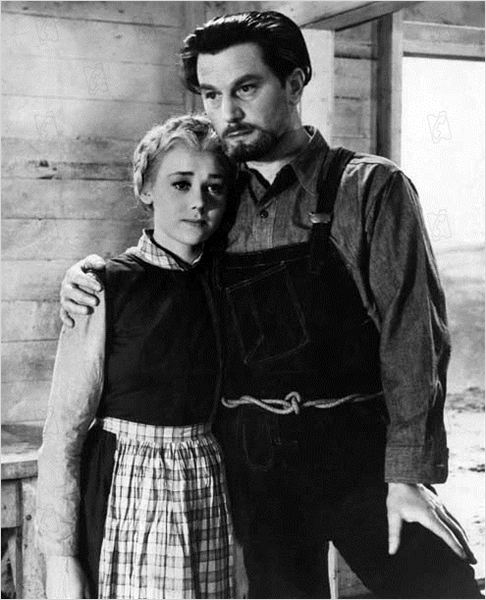 49ème parallèle : photo Anton Walbrook, Glynis Johns, Michael Powell