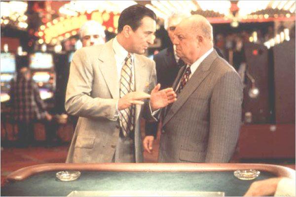 Casino : Photo Don Rickles, Martin Scorsese, Robert De Niro