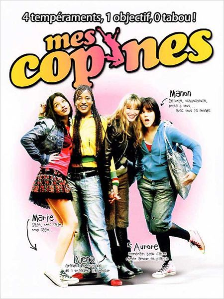 Mes Copines (2006) [FRENCH] [DVDRip] XviD-CRiMETiME
