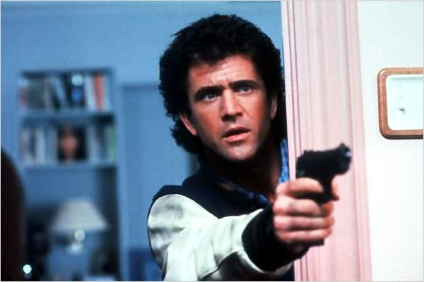 L'Arme fatale 3 : Photo Mel Gibson, Richard Donner
