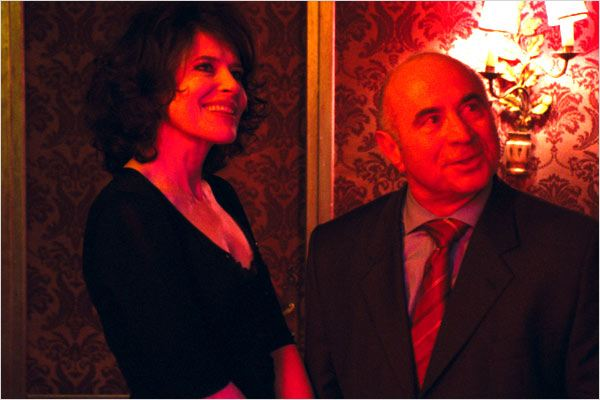 Paris, je t'aime : Photo Bob Hoskins, Fanny Ardant