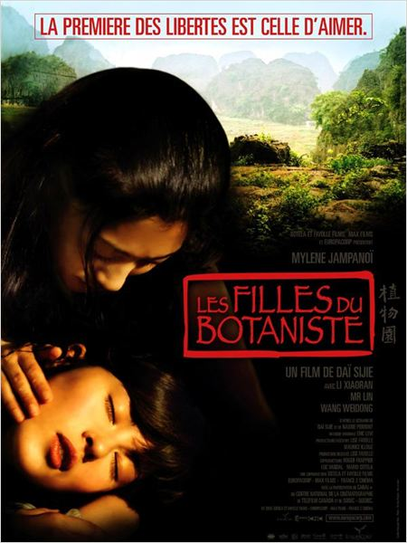 Les Filles du botaniste : Affiche Dai Sijie, Myl&#232;ne Jampano&#239;