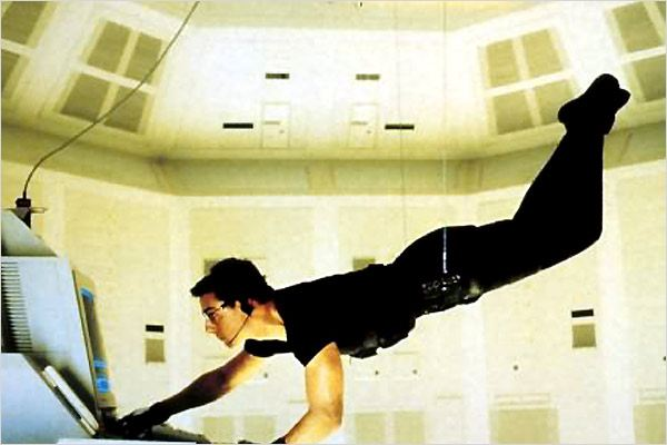Mission : Impossible : Photo Brian De Palma, Tom Cruise