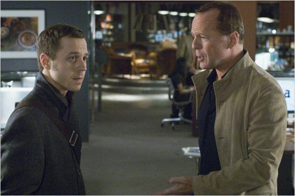 Dangereuse séduction : Photo Bruce Willis, Giovanni Ribisi, James Foley