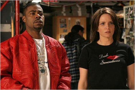 30 Rock : Photo Tina Fey, Tracy Morgan