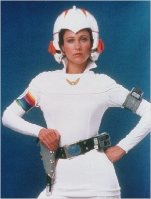 Buck Rogers : photo Erin Gray