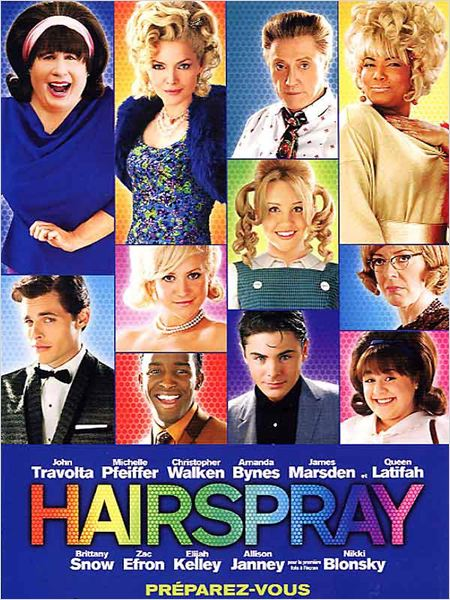 bande originale, musiques de Hairspray