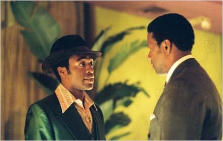 American Gangster : photo Chiwetel Ejiofor, Denzel Washington, Ridley Scott