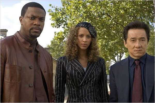Rush Hour 3 : Photo Brett Ratner, Chris Tucker, Jackie Chan, Noémie Lenoir