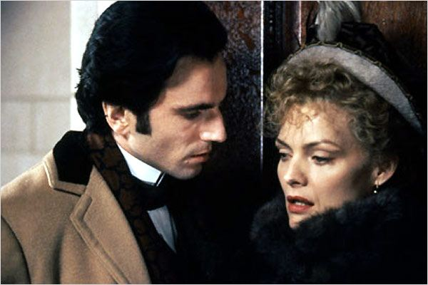 Le Temps de l'innocence : Photo Daniel Day-Lewis, Michelle Pfeiffer
