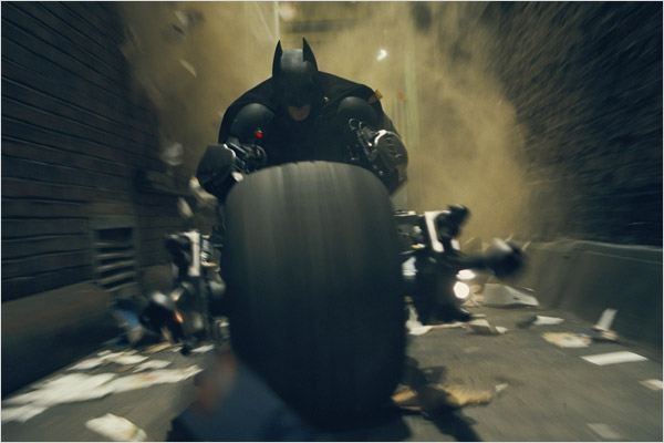 The Dark Knight, Le Chevalier Noir : Photo Christian Bale, Christopher Nolan