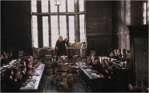 Harry Potter à l'école des sorciers : photo Chris Columbus