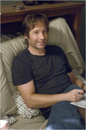 Californication : Photo David Duchovny