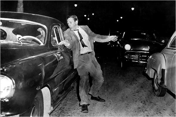 L'Invasion des profanateurs de sépultures : photo Don Siegel, Kevin McCarthy