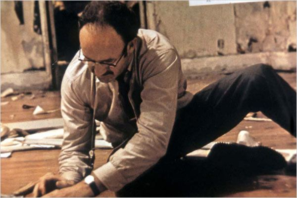 Photo Francis Ford Coppola, Gene Hackman