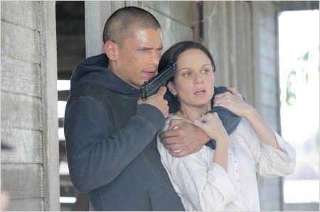 Prison Break : Photo Sarah Wayne Callies, Wentworth Miller