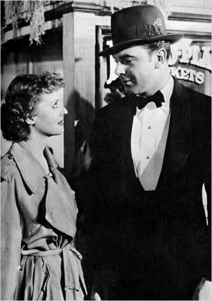 The Golden Arrow : photo Alfred E. Green, Bette Davis, George Brent