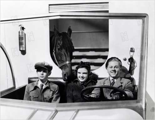 Thoroughbreds Don't Cry : photo Alfred E. Green, Judy Garland, Mickey Rooney, Ronald Sinclair