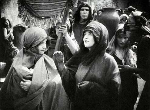 Judith of Bethulia : photo Blanche Sweet, D.W. Griffith, Lillian Gish