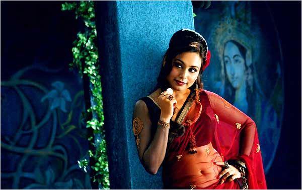 Saawariya : Photo Rani Mukerji, Sanjay Leela Bhansali