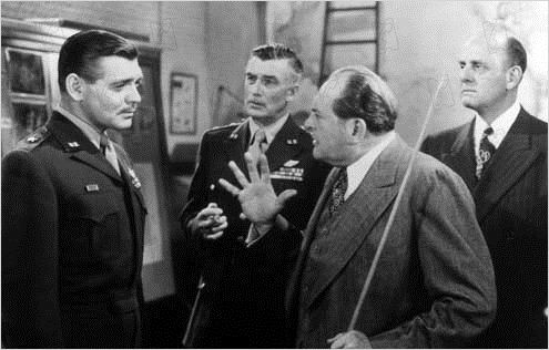 Tragique décision : photo Clark Gable, Sam Wood, Walter Pidgeon