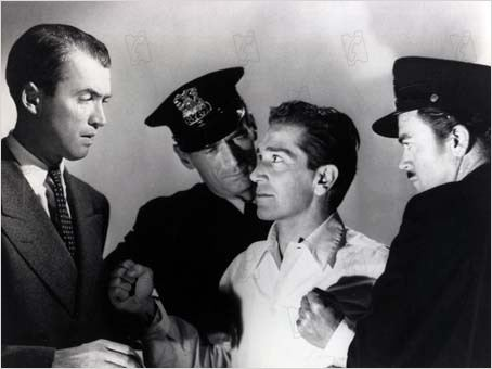 Appelez Nord 777 : photo Henry Hathaway, James Stewart, Richard Conte