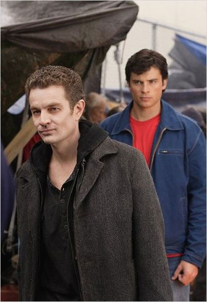 Smallville : photo James Marsters, Tom Welling