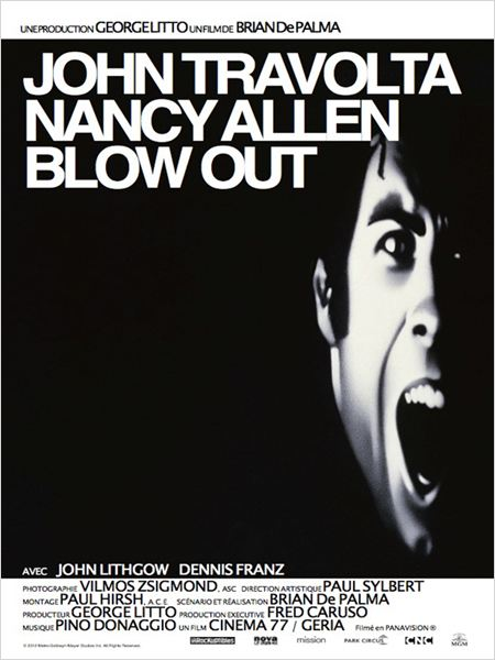 Blow Out : affiche