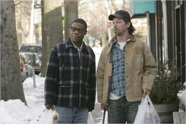 30 Rock : photo Sean Hayes, Tracy Morgan