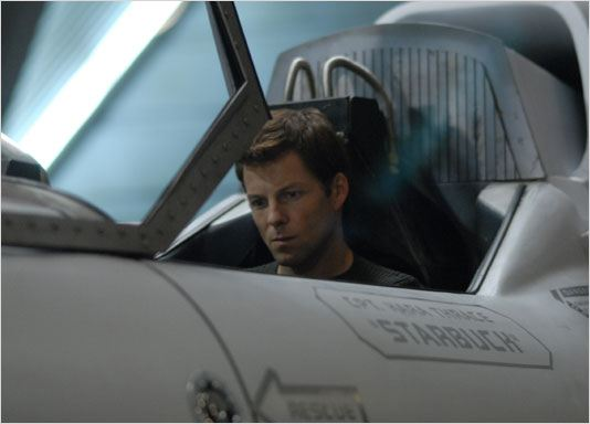 Battlestar Galactica : Photo Jamie Bamber