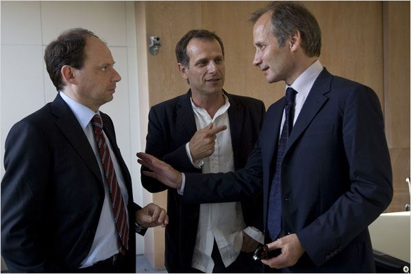 Caos Calmo : Photo Antonello Grimaldi, Charles Berling, Denis Podalydès, Hippolyte Girardot