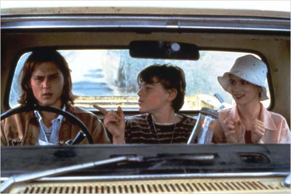 Gilbert Grape : Photo Johnny Depp, Juliette Lewis, Lasse Hallström, Leonardo DiCaprio
