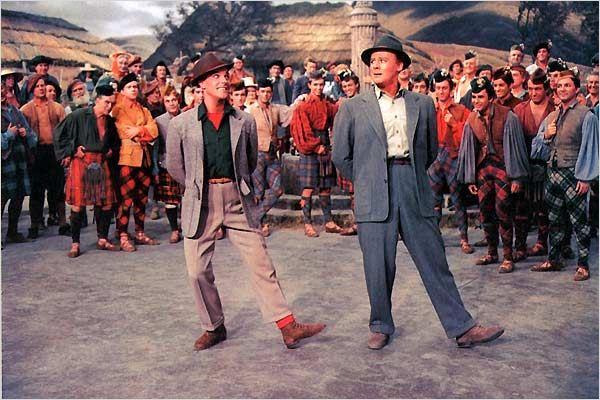 Brigadoon : photo Gene Kelly, Van Johnson, Vincente Minnelli
