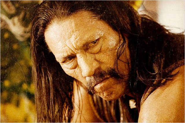 Machete : photo Danny Trejo, Ethan Maniquis, Robert Rodriguez