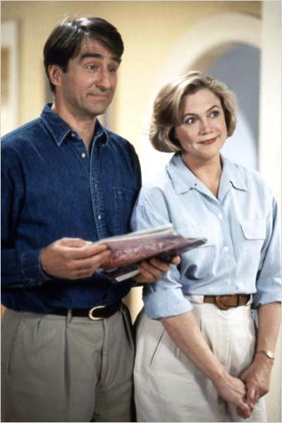 Serial Mother : Photo John Waters, Kathleen Turner, Sam Waterston