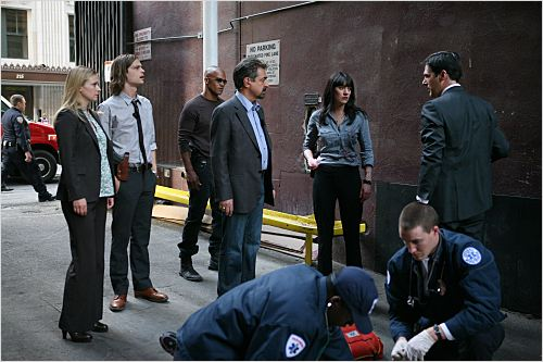 Esprits criminels : Photo A. J. Cook, Joe Mantegna, Matthew Gray Gubler, Paget Brewster, Shemar Moore