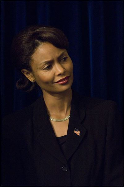W. - L'improbable Président : photo Oliver Stone, Thandie Newton