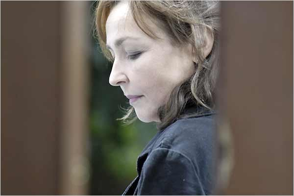 L&#39;Empreinte de l&#39;ange : photo Catherine Frot, Safy Nebbou