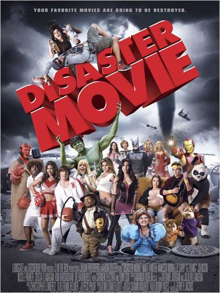 Disaster Movie (2008) [FRENCH] [DVDRiP] XViD AC3-LEGiON