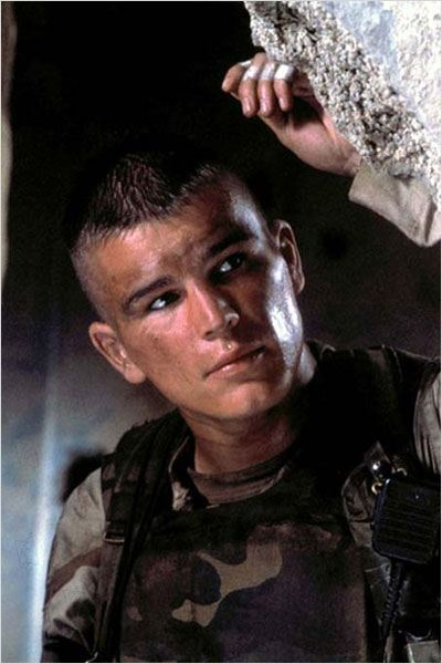 La Chute du faucon noir : photo Josh Hartnett, Ridley Scott