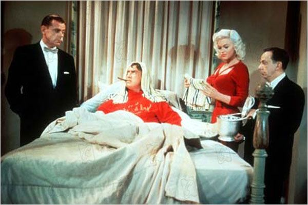 La Blonde et moi : photo Frank Tashlin, Jayne Mansfield, Tom Ewell