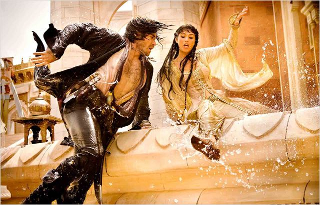 Prince of Persia : les sables du temps : Photo Gemma Arterton, Jake Gyllenhaal