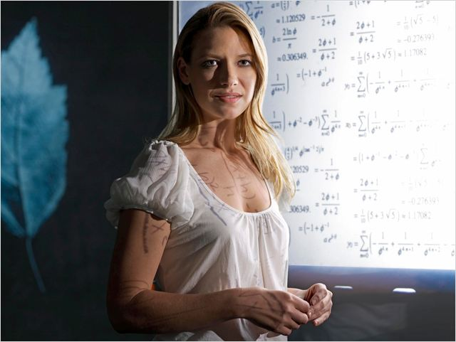 Fringe : photo Anna Torv