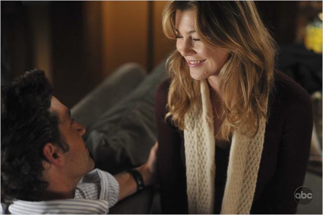 Grey's Anatomy : Photo Ellen Pompeo, Patrick Dempsey