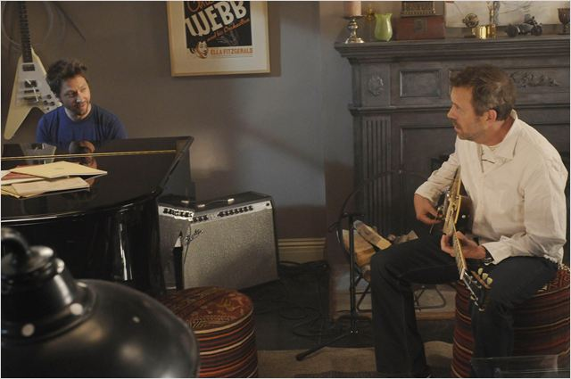 Dr House : Photo Hugh Laurie, Michael Weston