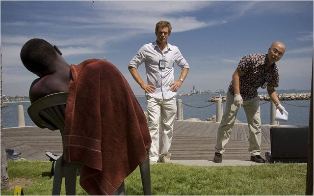 Dexter : Photo C.S. Lee, Michael C. Hall