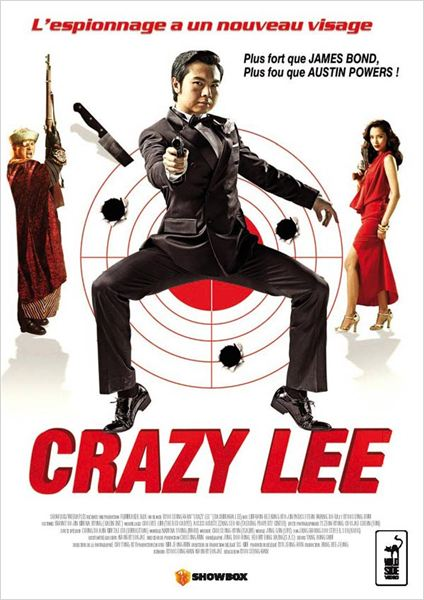 Crazy Lee, agent secret coréen [FRENCH DVDRiP]