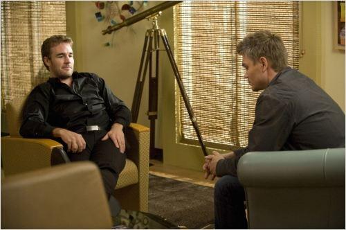 Les Frères Scott : Photo Chad Michael Murray, James Van Der Beek
